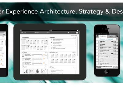 Mobile App Design IA/UX/UI - PLM360
