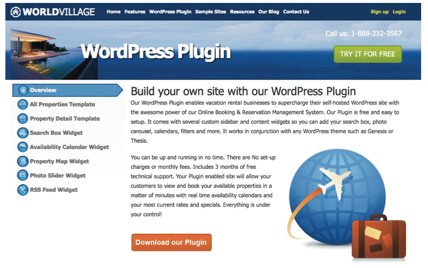Plugin Download Page