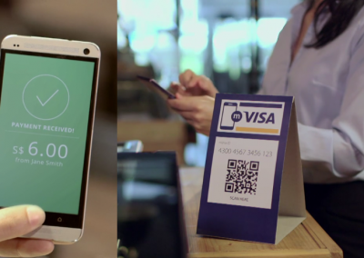 CASE STUDY: mVisa Mobile App for Push Payments